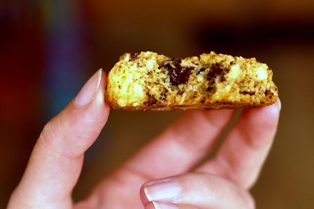 Širšių lizdas: Avižiniai sausainiai su šokolado gabaliukais