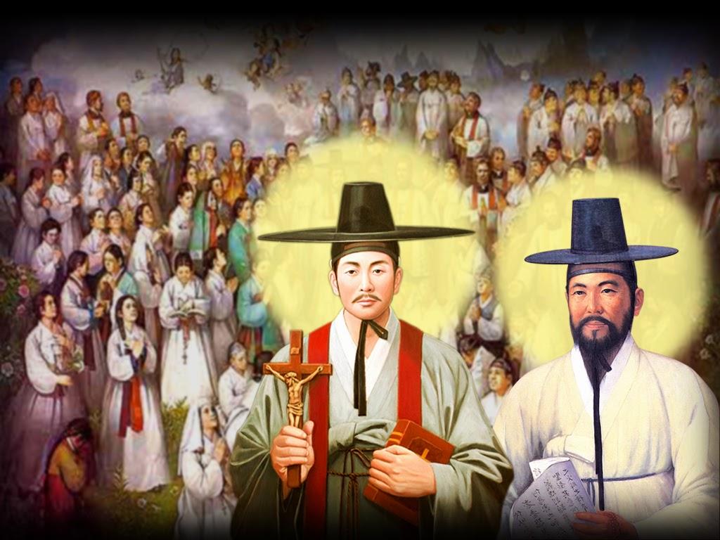 20 Tháng Chín Thánh Anrê Kim Taegon, Phaolô Chong Hasang và Các Bạn – HUYNH  ĐOÀN GIÁO DÂN ĐA MINH