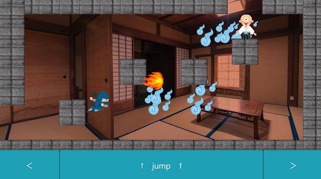 Lingual Ninja Game