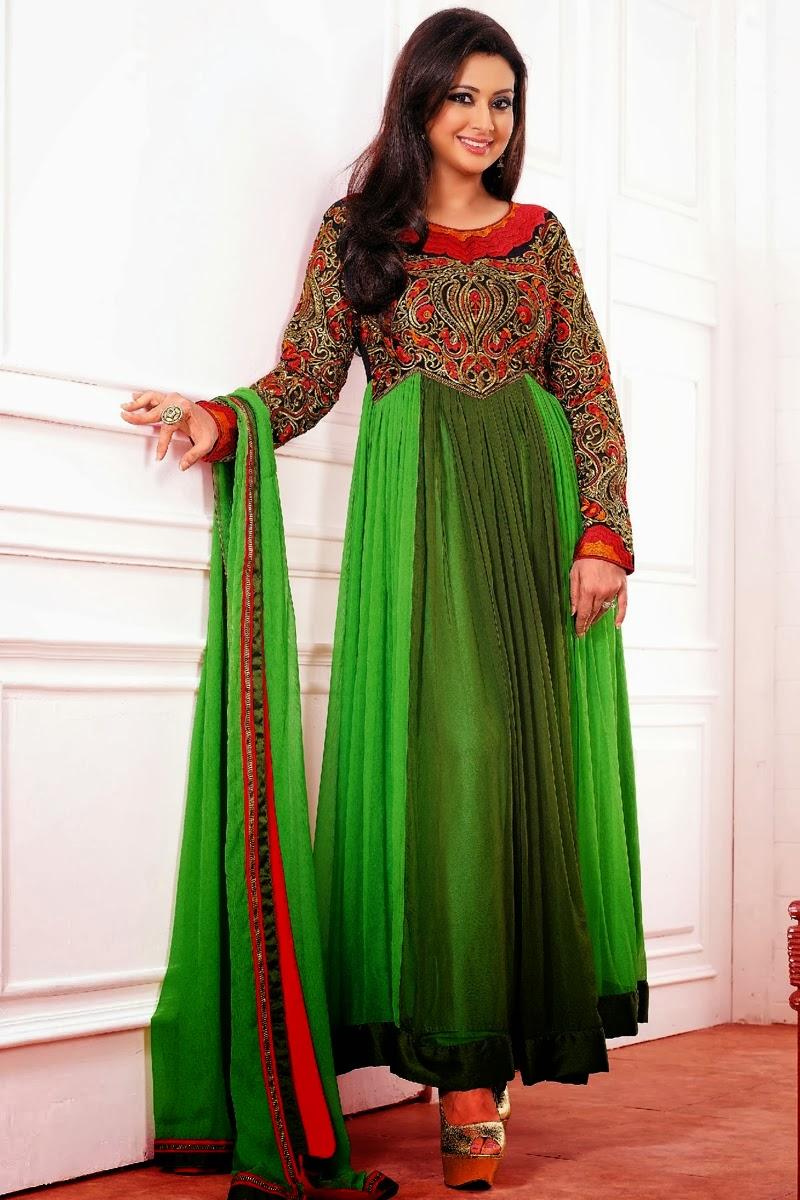 New Bollywood Designers Stylish Floor Length Bridal Wear