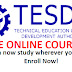 List of TESDA FREE ONLINE COURSES. You can now study wherever you are!!!