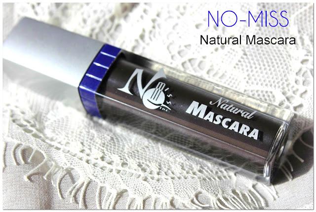 Отзыв: Удлиняющая органическая тушь с кератином (черная) -  No-Miss Natural Mascara.