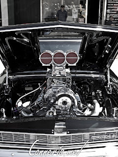 1966 Chevrolet Nova Engine Front