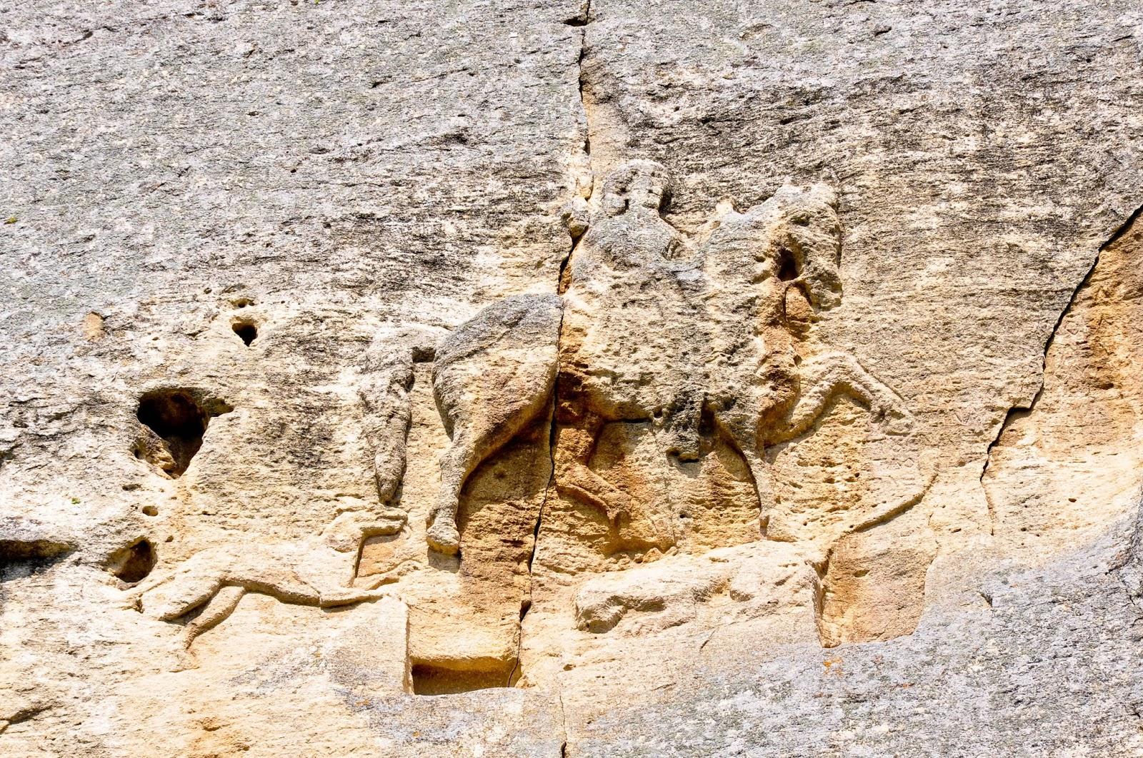 Madara Horseman, Bulgaria