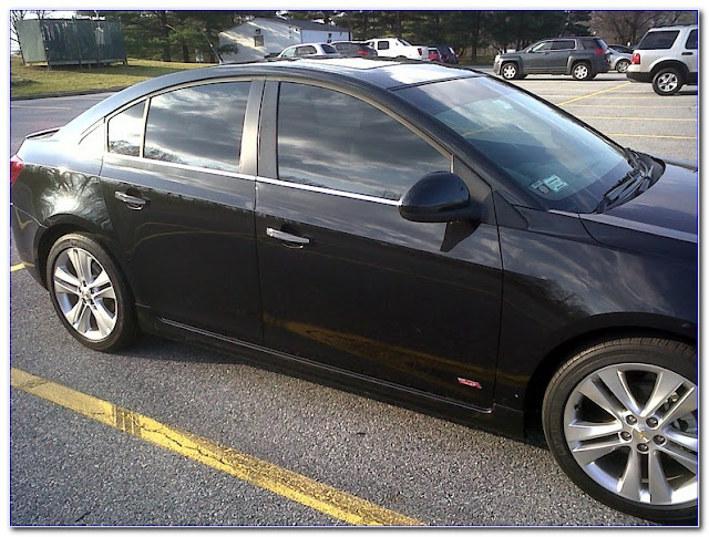 Best Black Car WINDOW TINT Film