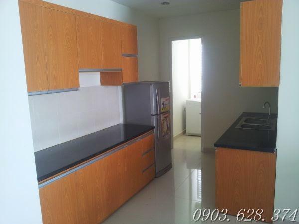 Cho thuê căn hộ Âu Cơ Tower quận Tân Phú, 3 phòng ngủ