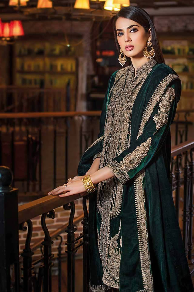 841ed25206 Gul Ahmed is known for diligent work and ability and outfits give you the  feeling that her central core are filled the dress.