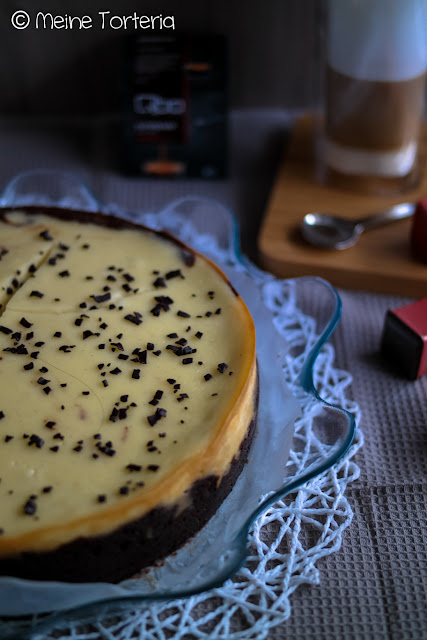 Espresso-Brownie-Cheesecake