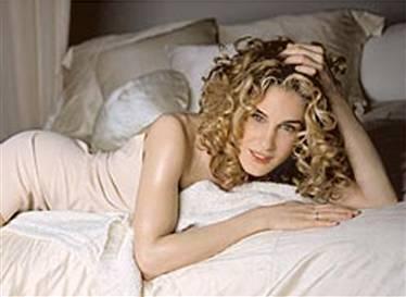 Carrie Bradshaw Naked Dress 50