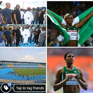 Asaba African athletic championship 2018 , aaac asaba