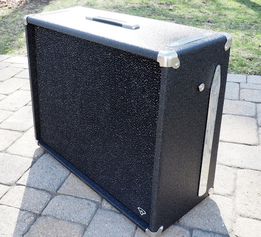 Peavey Combo Amp to Speaker Cabinet Conversion