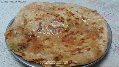 http://www.indian-recipes-4you.com/2017/03/ratalu-yam-paratha-recipe-aju-p-george.html