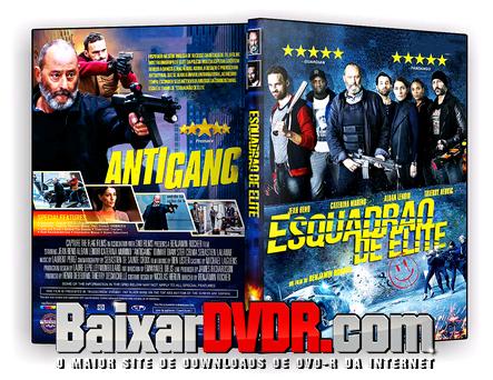 Esquadrão De Elite (2017) DVD-R Autorado