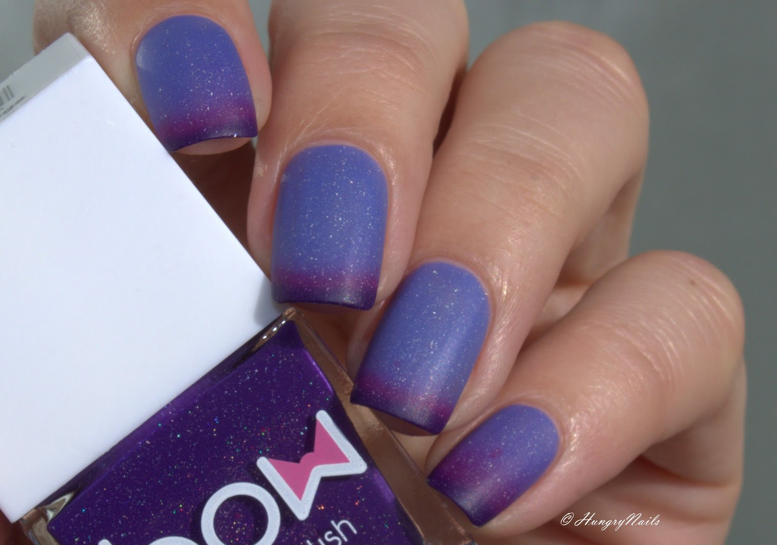 Bow Nail Polish | Wind of Change - HungryNails Blog | Die bunte Welt ...