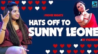 Hats Off To Sunny Leone – Mashoom Shankar | Nagesh Thiraiyarangam | Movie Nights | Black Sheep