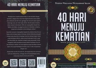 Buku 40 Hari Menuju Kematian