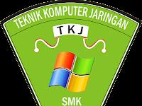 Logo Jurusan TKJ SMK Yasmida Ambarawa