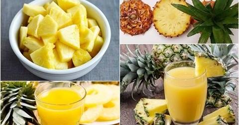 Khasiat Jus Nanas Yang Bagus Untuk Kesehatan dan Diet