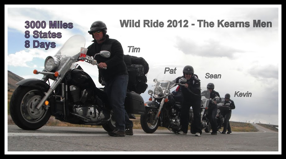 """The Fat Hogs"" - 3000 Miles of Adventure"