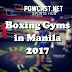 DIRECTORY: Boxing Gyms in Manila 2017