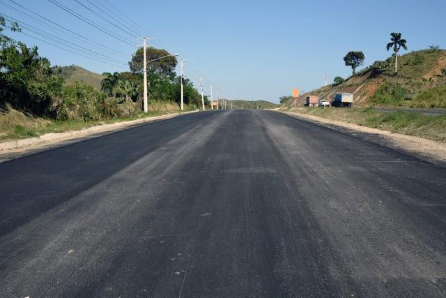 MOPC informa que avanzan trabajos de reconstrucción y ampliación carretera Navarrete-Puerto Plata