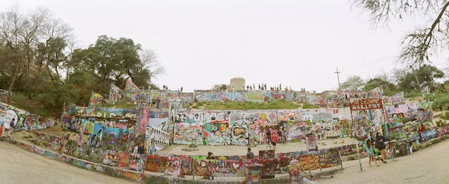 Wanderlust, Graffiti Park, Austin, Texas