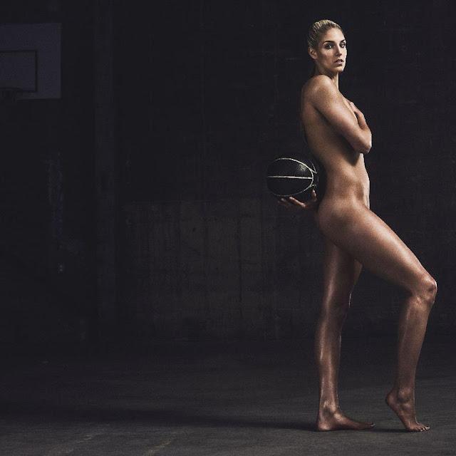 Sexy basket: Elena Delle Donne