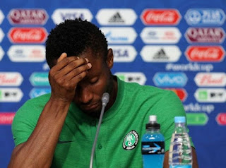 Mikel Obi my i left my dad to kidnapers to go and play for Nigeria
