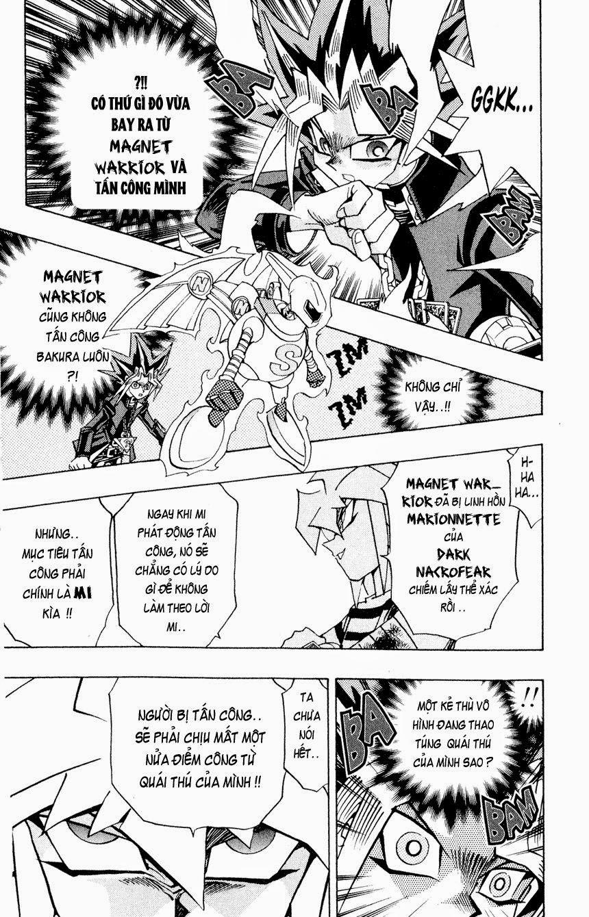 YUGI-OH! chap 205 - mối hận của linh hồn bất tử trang 13