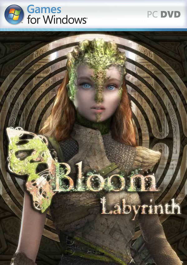 Bloom Labyrinth PC Cover