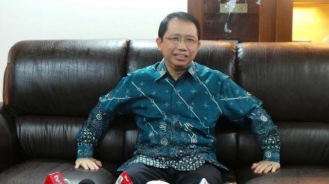 Marzuki Alie: Korupsi Terus Bergulir, Orang Baik akan Habis karena Sistem yang Korup