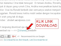 Cara download di blog rajaning