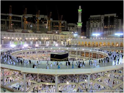 Masjid Al-Qiblatain / Masjidil Haram
