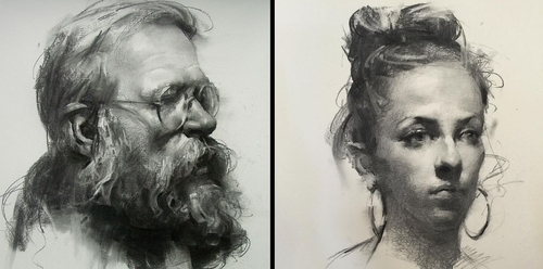 00-Zhaoming-Wu-Our-Essence-Captured-in-Charcoal-Portrait-Drawings-www-designstack-co