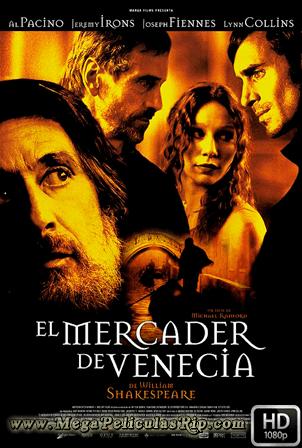 El Mercader De Venecia [1080p] [Latino-Ingles] [MEGA]