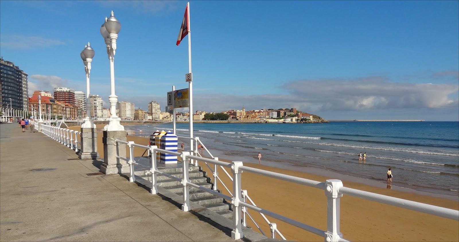 Asturias playas de gij n asturias iii - Fotos del sporting de gijon ...