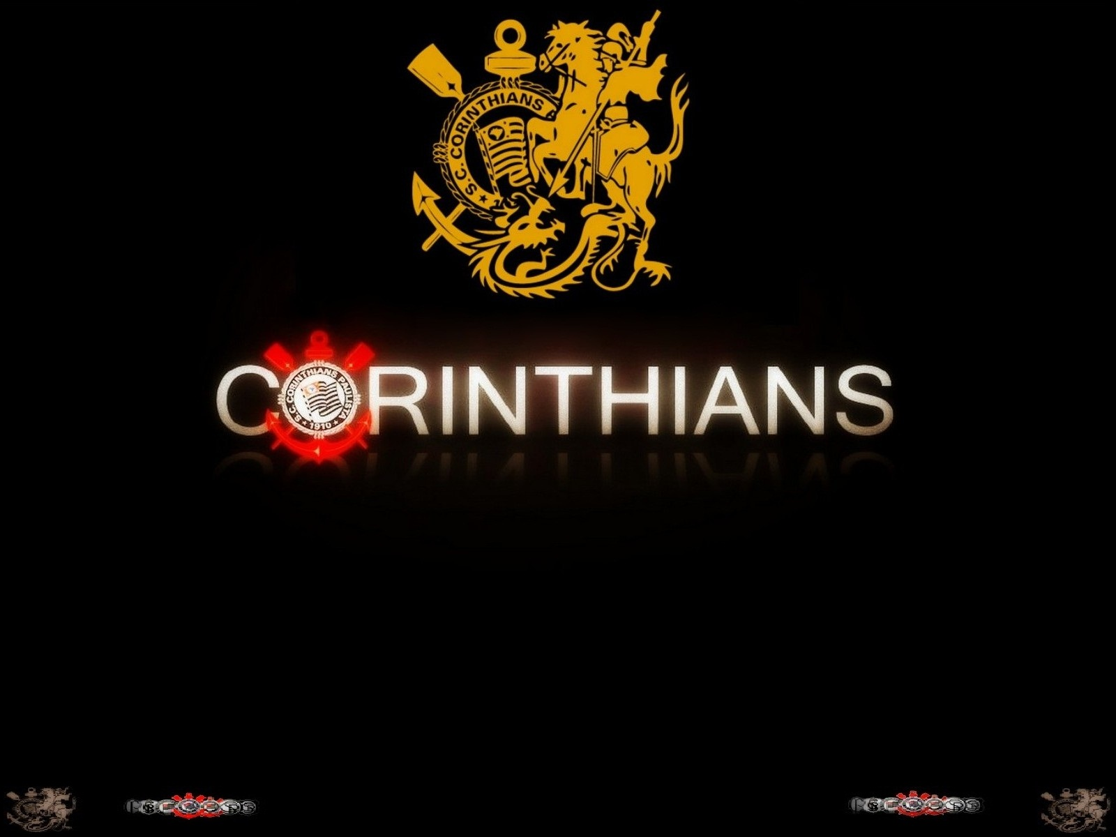 Club America Wallpaper 3d 100 Corinthians S 227 O Jorge Escudo Corinthians