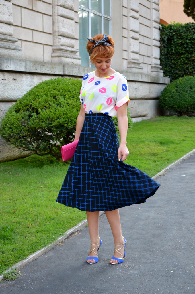 sale retailer beb03 78de8 Coffe Break - Lifestyle Blog: Outfit - Welcome to '50s