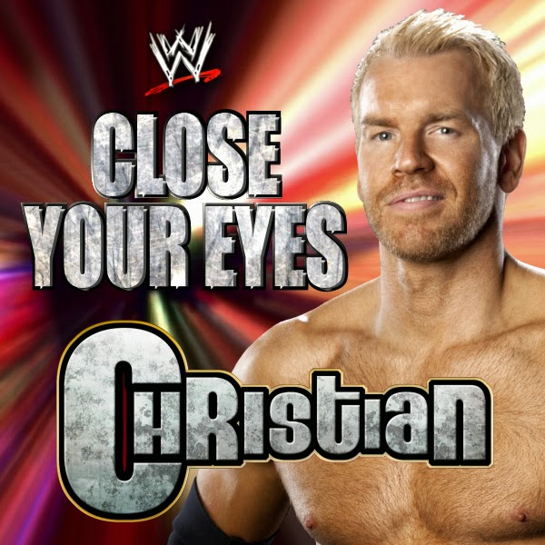 Jim Johnston - WWE: Just Close Your Eyes (Christian) [Feat.Story of the Year] - Single Cover