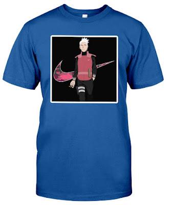 Naruto Shikamaru Nike T Shirt