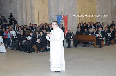 Ordinazione Presbiterale di Padre Luigi Ruggeri, Domenica 25 Novembre celebrerà la Santa Messa  nella Collegiata Santa Maria Assunta