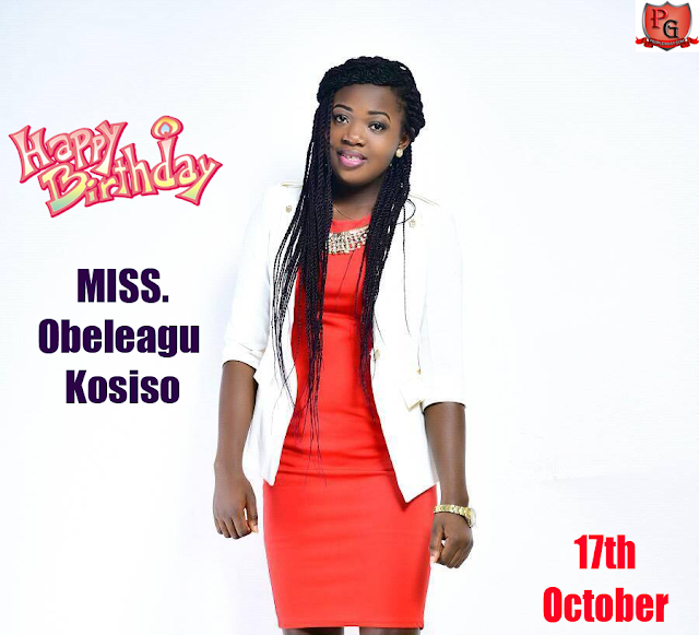 21 Qualities Of Miss Obeleagu Kosisochukwu As She Celebrates Her Birthday Today