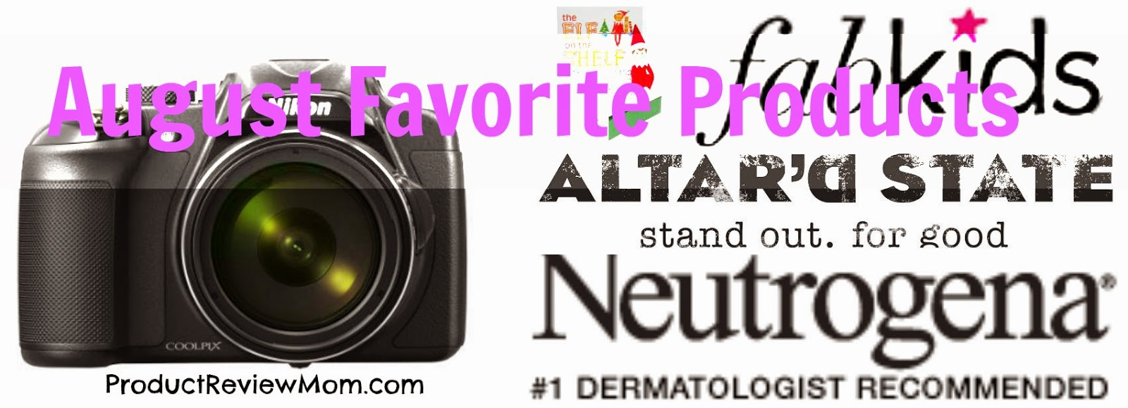 August Favorite Products 2014 #MustHaves via www.Productreviewmom.com