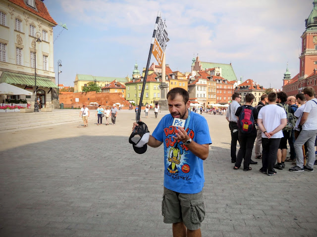 48 Hours in Warsaw: Pse, our guide for the Free Walking Tour of Warsaw, Poland
