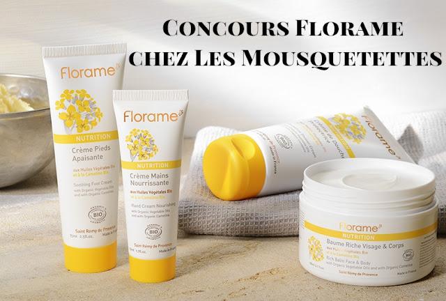 Concours Nouvelle gamme Nutrition Huile de Cameline Bio - Florame - Blog beauté Les Mousquetettes©