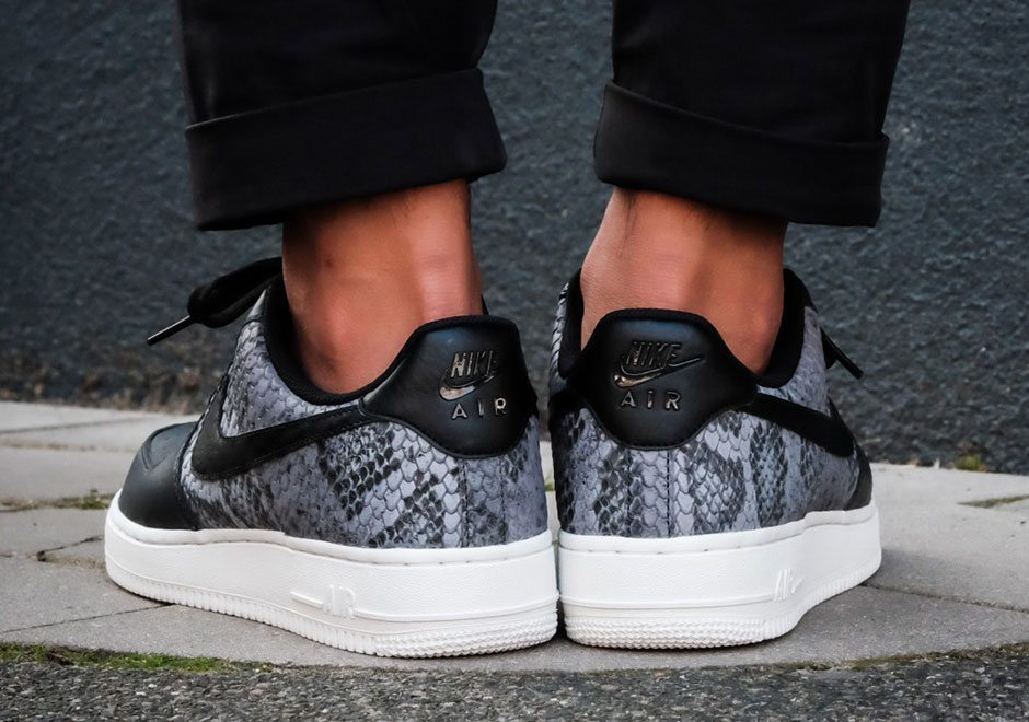 uk availability 0a906 f4d4c Nike Air Force 1 Low 'Snakeskin' | Analykix