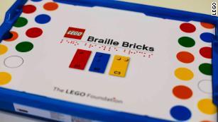 Caja de juego Braille Bricks