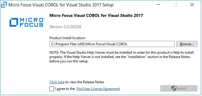 Installing open cobol windows compiler downloads pastsoftware.