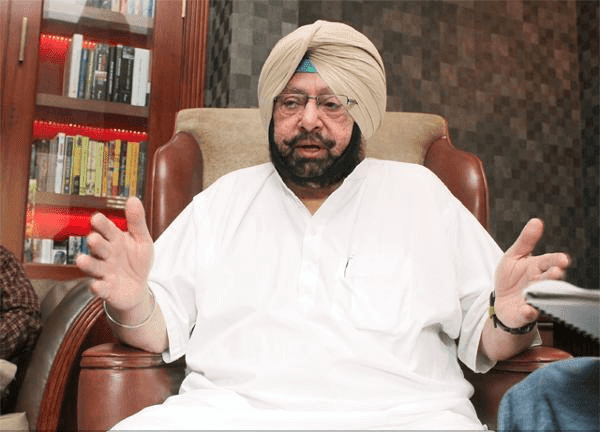 Punjab Cheif Minister Captain Amarinder Singh Photos, Pics, Image & Wallpapers