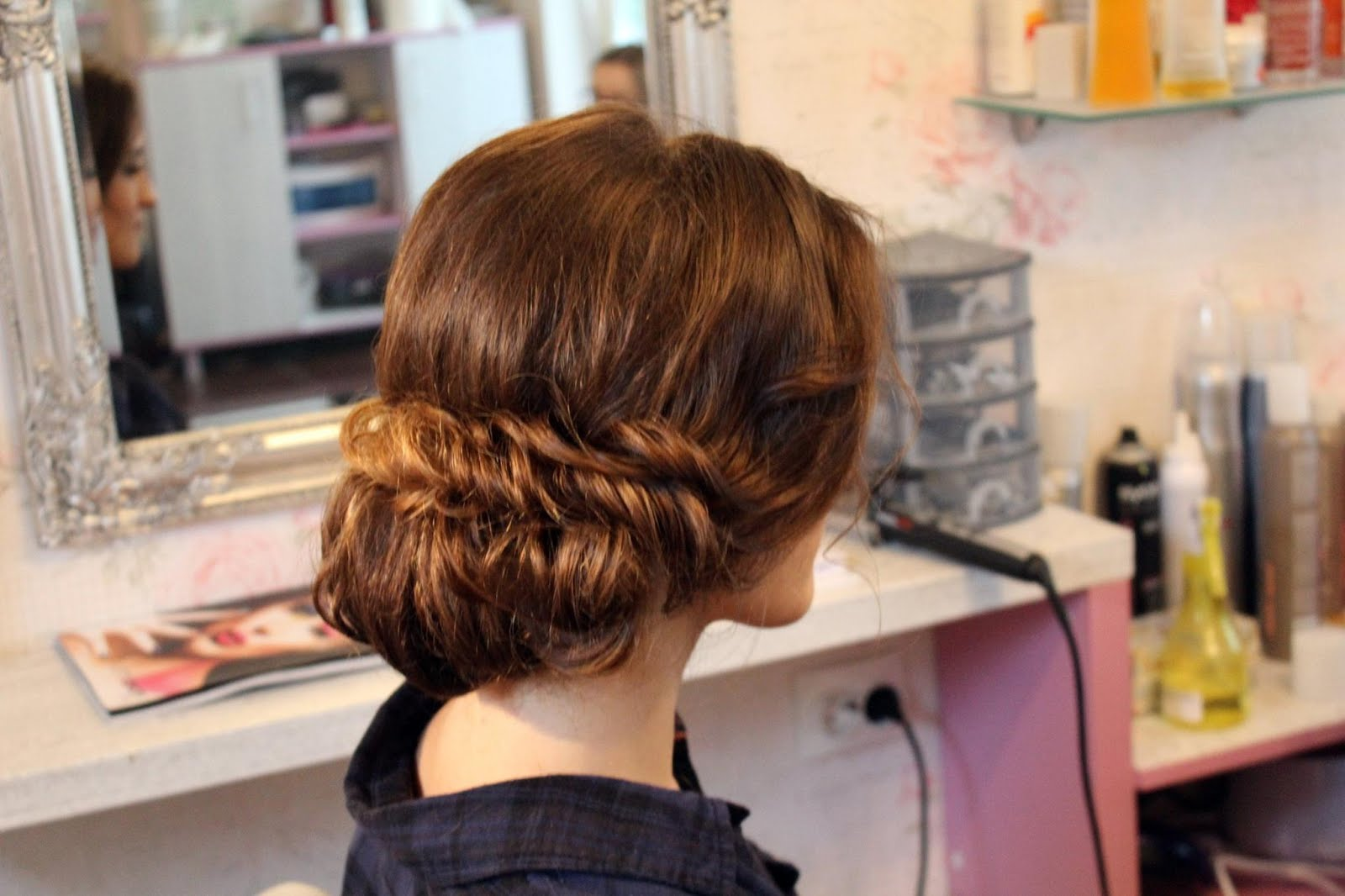 Hair Styles That Are In: Beautiful Hairstyles By Lucy Style, Romania!